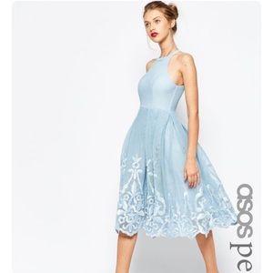 Evening dress by ASOS PETITE